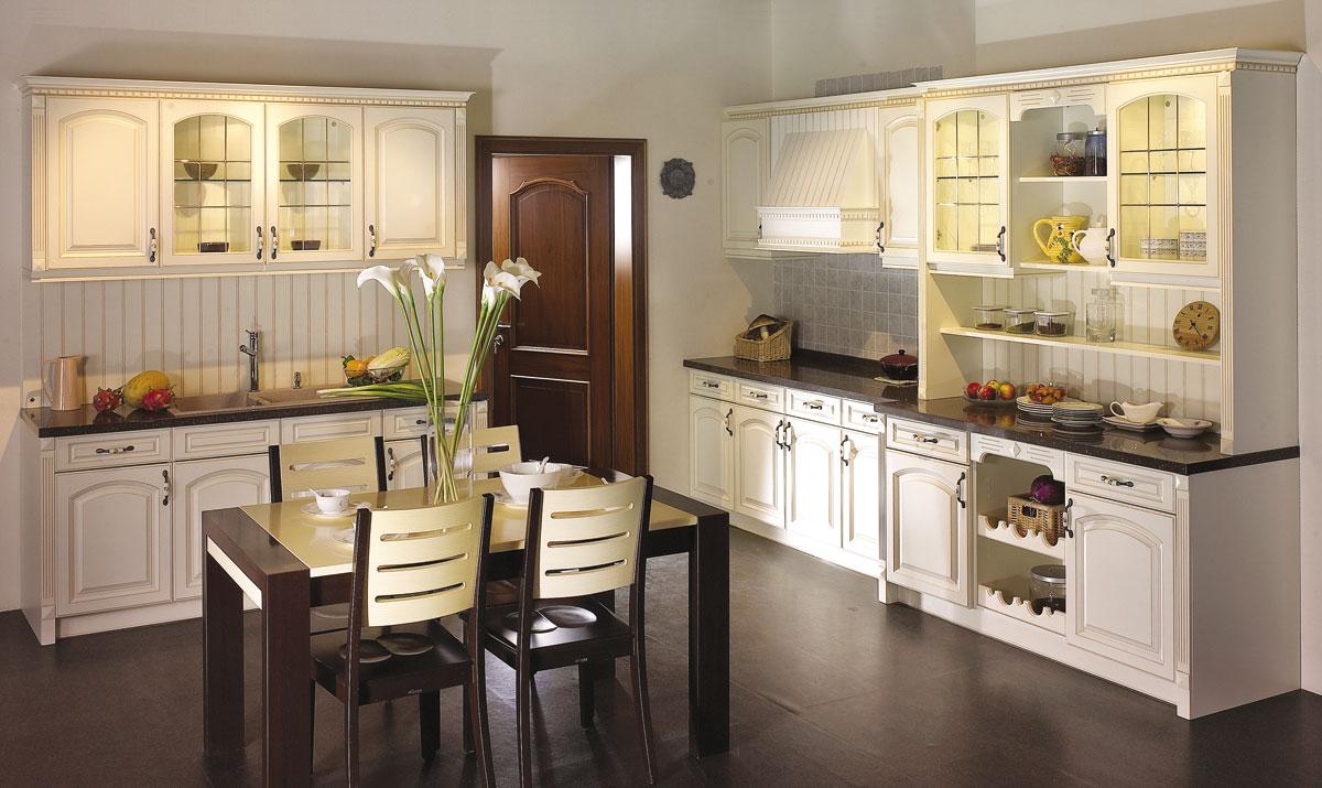 French door kitchen cabinet - Sino Build Pro (Shenzhen) Co ...